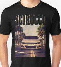 Scirocco 3 & quot; Palm Beach & quot; Unisex T-Shirt