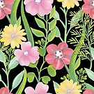 Spring Bouquet by Maryna Riabko