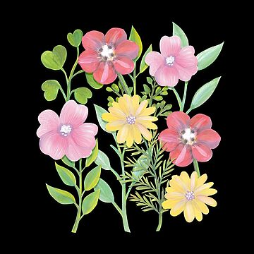 Spring Bouquet by MarynArts