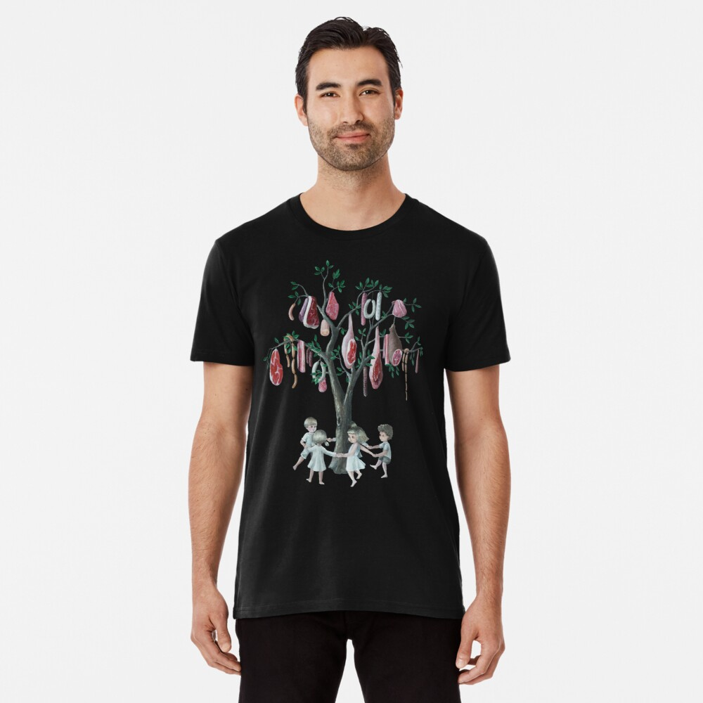 The Meat Tree Premium T-Shirt