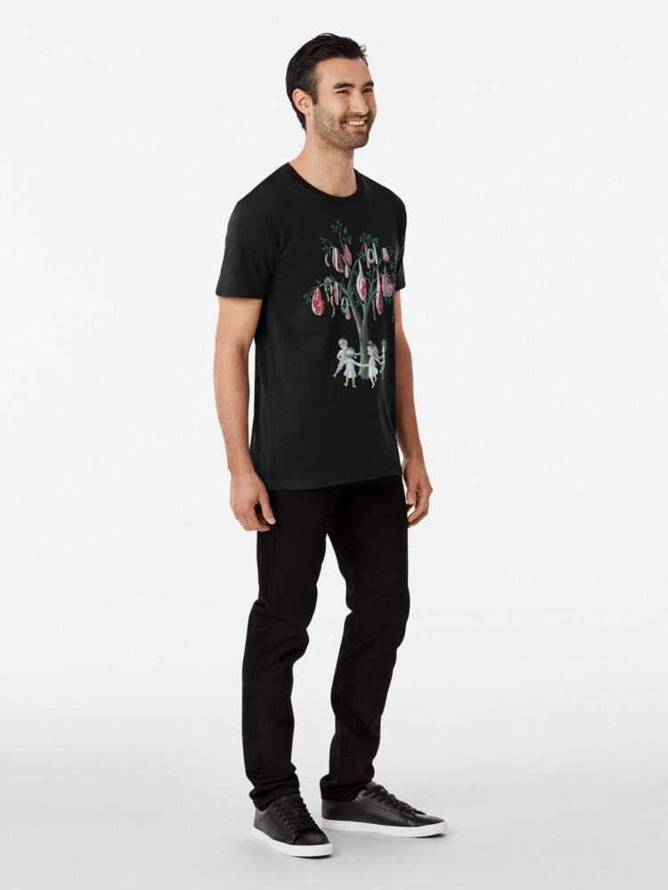 Alternative Ansicht von The Meat Tree Premium T-Shirt