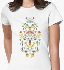Jugend Goes Bananas! Women's Fitted T-Shirt