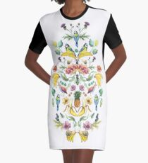 Jugend Goes Bananas! Graphic T-Shirt Dress