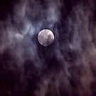 Cloudy Moon by JimmyTNT