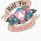 Roll For Romance - Trans Pride by Sam Spicer