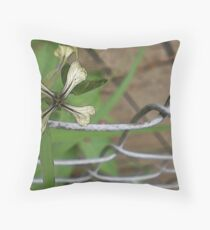 Sowing seeds Throw Pillow