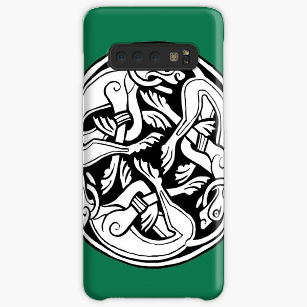 Celtic Art - Dog Triskele Samsung Galaxy Snap Case