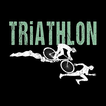 Swim,Bike,Run -Triathlon by SmartStyle