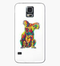 Koala Bear T-Shirt Case/Skin for Samsung Galaxy