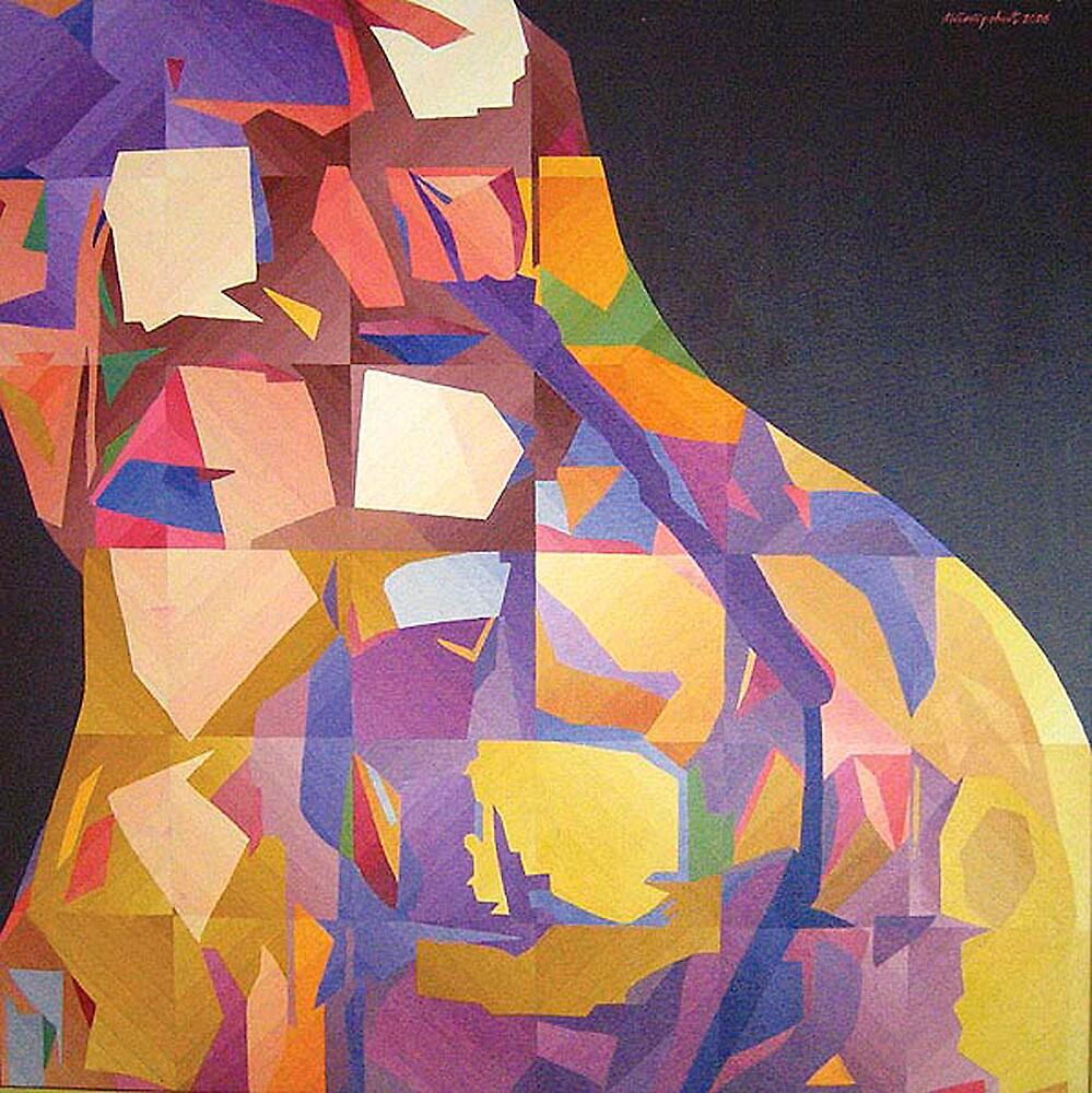 Aphrodite 3 by Miodrag Misko Petrovic