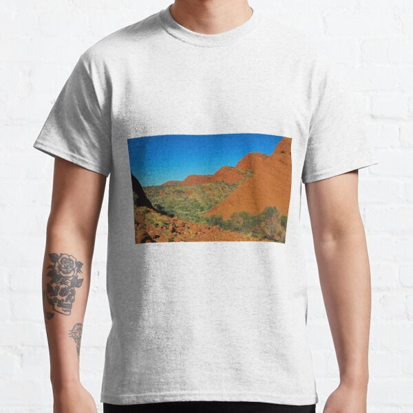 The Valley of the Olgas Classic T-Shirt