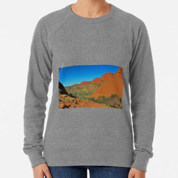 The Valley of the Olgas Lightweight Sweatshirt