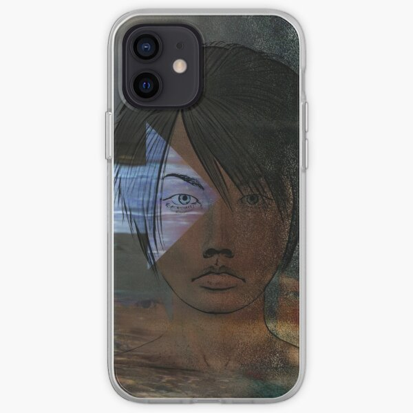 Reflecting Tangencies iPhone Soft Case