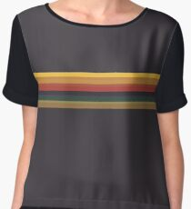 13th Doctor T-Shirt Jodie Whittaker (Most Accurate!)  Chiffon Top