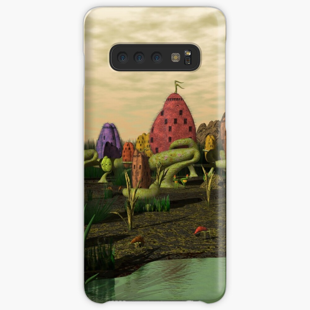 Society Case & Skin for Samsung Galaxy