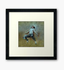 The Marketing Manager Framed Print