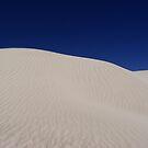 White dunes by Elena Martinello