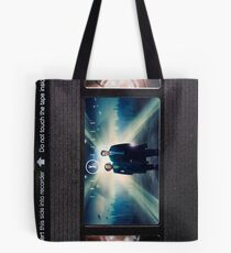 The XFiles VHS Tote Bag