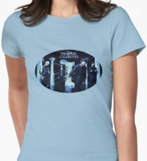 The oral cigarettes  Women's Fitted T-Shirt