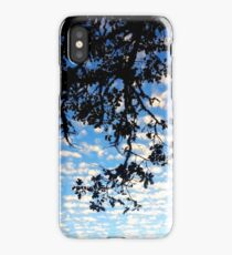 Branches and Clouds iPhone Case/Skin