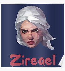 Zireael - Ciri Poster