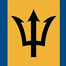 Barbados Flag If you like, purchase, try a cellphone cover thanks! by zwrr16