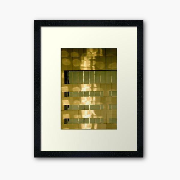 The Light Bounce Framed Art Print