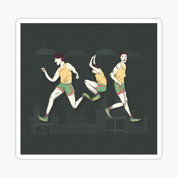 Billy Elliot Sticker