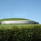 Newgrange - Passage Tomb by Paul Starkey