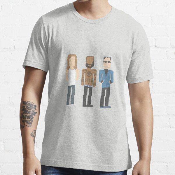 Death Grips Pixel Essential T-Shirt