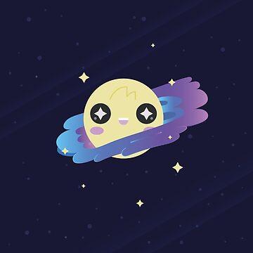 Nebula by harugraphic
