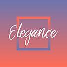 Eleganz - Gefühle Serie von beth-cole