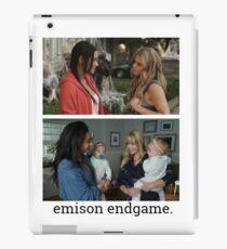 Alison DiLaurentis and Emily Fields (Emison) iPad Case/Skin