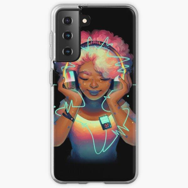 MUSIC Samsung Galaxy Soft Case