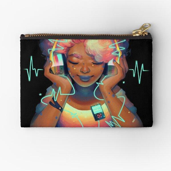 MUSIC Zipper Pouch