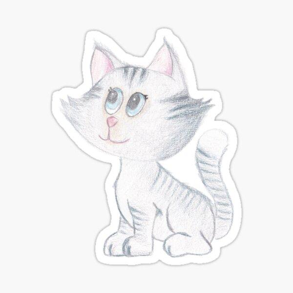 The Lovely Lilu Sticker