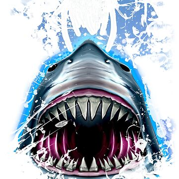 Megalodon by nwdesign