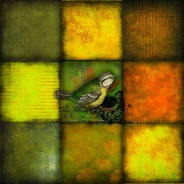 Patchwork Spring by minkas