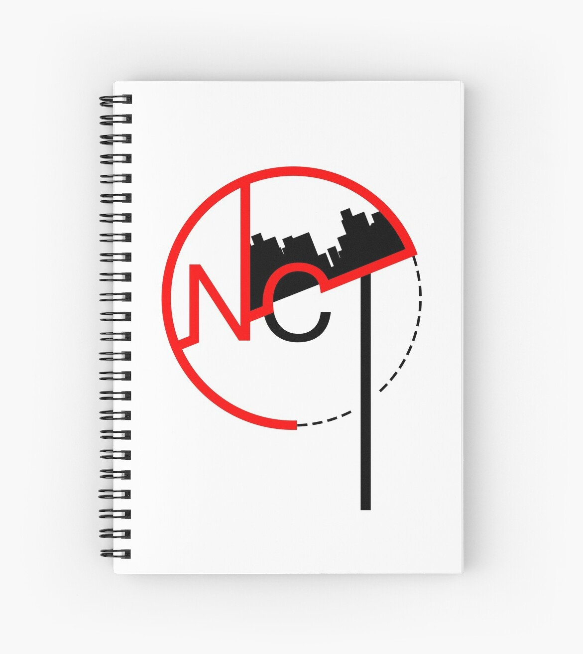 "Neo Culture Technology: Neo Culture Technology"" Spiral Notebooks By"