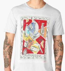 The Mysteries of the Universe Men's Premium T-Shirt