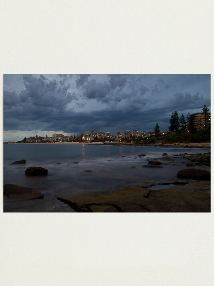Alternate view of Stormy Night Photographic Print