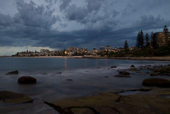 Stormy Night by Ian Fraser