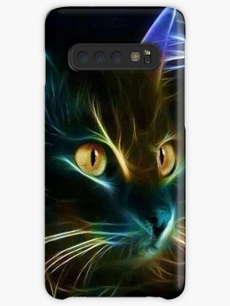 Neon Cat von Rockwell47