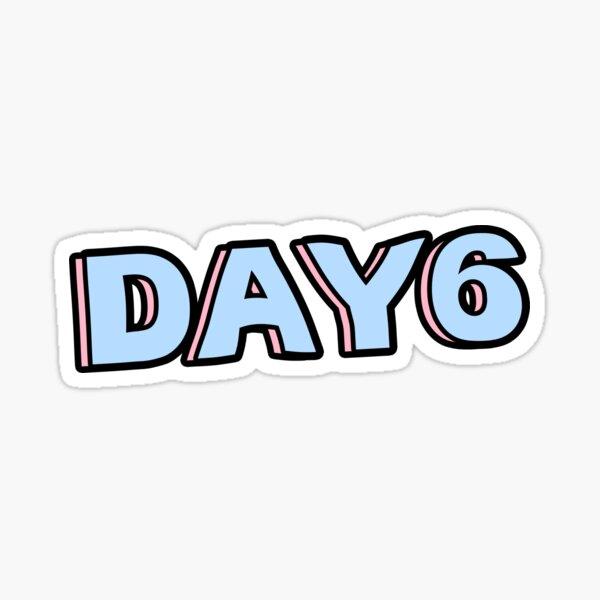 DAY6 KPOP Pegatina