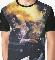 Ace, Guitar Graphic T-Shirt