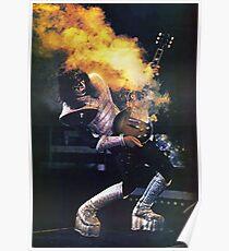 Ace, Gitarre Poster
