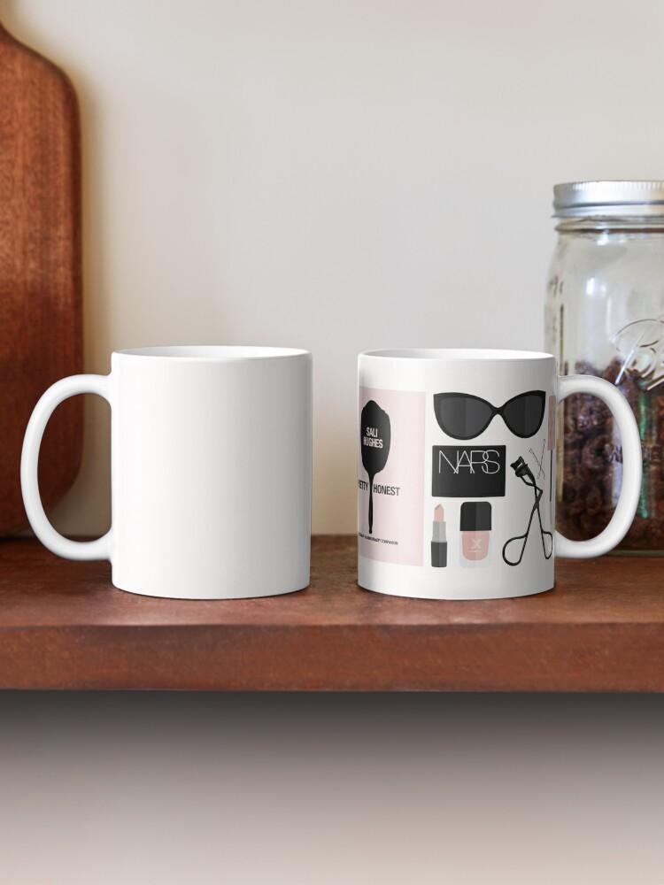 Alternate view of Beauty Blogger Flatlay Mug