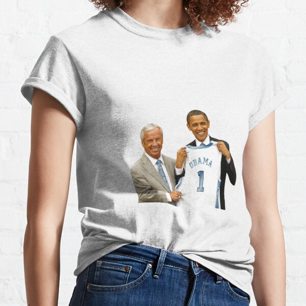 Obama & Roy Williams!! The GOATS Classic T-Shirt
