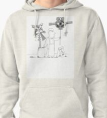 Wisdom of the Ages, 5$ Pullover Hoodie