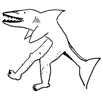 Man Shark by MangaKid